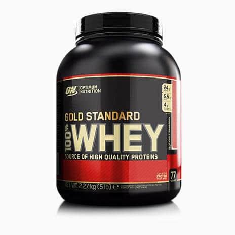 Beste koop eiwitshake gold standard whey protein