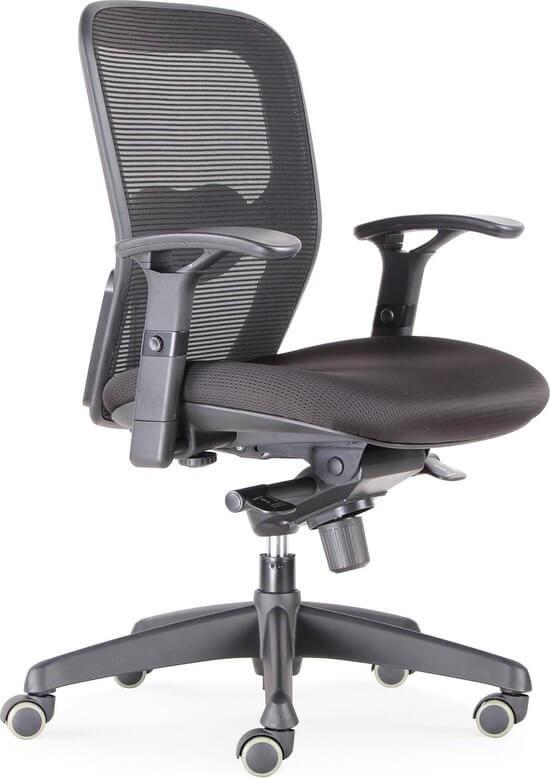 BenS 803-Bsc-3 beste ergonomische bureaustoel