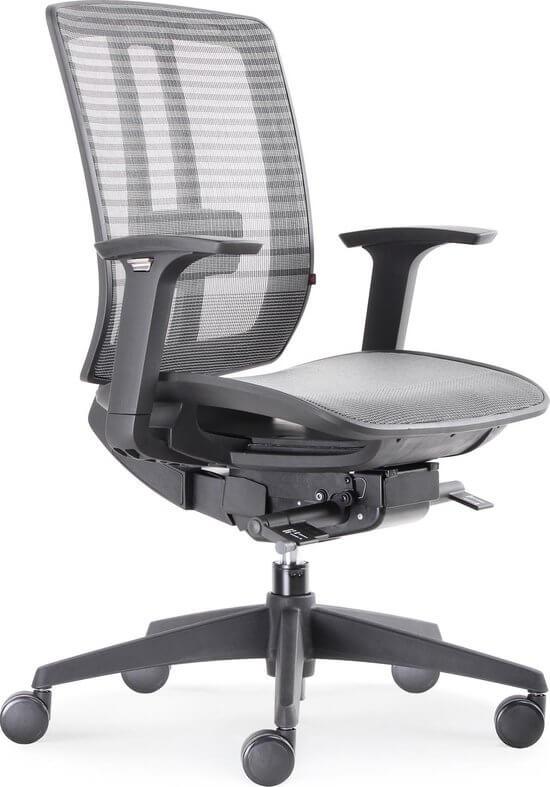 BenS 816D-Synchro-4 beste bureaustoel